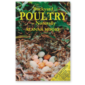 Backyard Poultry - Naturally - 3rd Edition