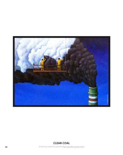 Compost Capitalism - Clean Coal