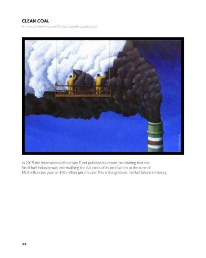 Art Against Empire - Clean Coal